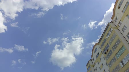 bulutluluk : The sky and clouds, shooting in the city