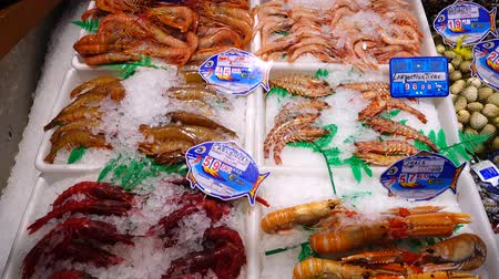 midye : Choice of seafood.