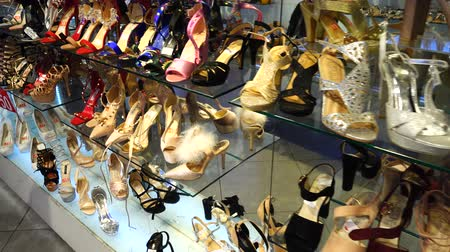 high heeled sandals : Choice of women shoes.