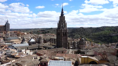 ksiądz : The Primate Cathedral of Saint Mary of Toledo. Spain.