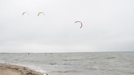 windsurfen : Kiteboarding