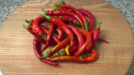natural spicy : Red chilli, pepper.