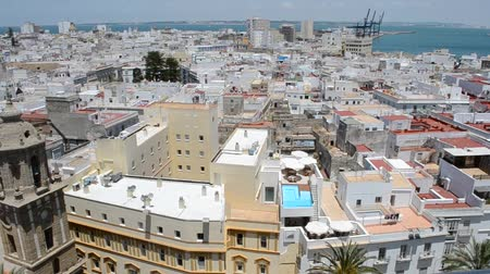 andalucia : Cadiz. The city in Spain, Andalusia. Cadiz