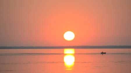 ablehnen : sunset on sea Videos