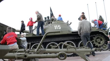 бронированный : Tanks of times of World War II