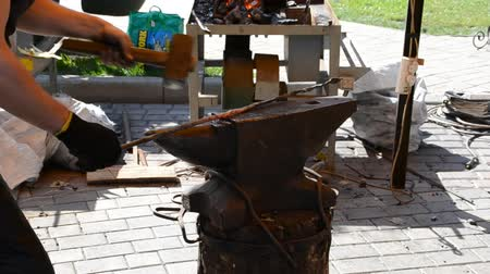"ручная работа : International festival of forge art ""Park of Forge Figures - 2011"""