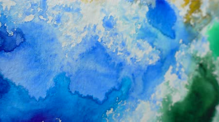 brochazo : Abstract watercolor background.