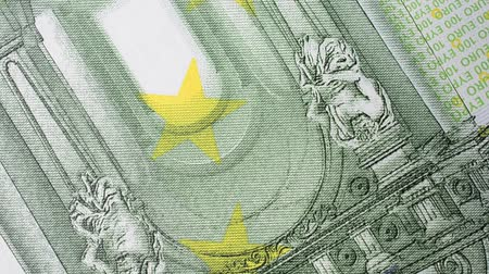 financiamento : Hundred euro banknote. Vídeos