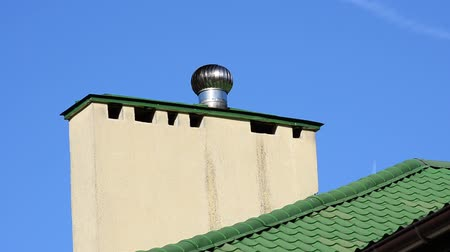 ventilátor : Ventilation turbo deflector. Cowl (chimney).