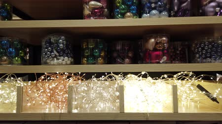 glowing balls : Souvenirs at the gift shop.