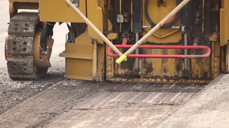 rastr : Repair of asphalt roads, machine for removing asphalt pavement roads