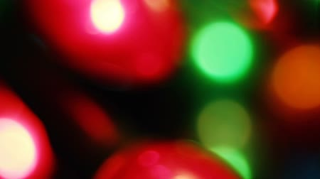 hallucinations : Smell of Christmas fir Stock Footage