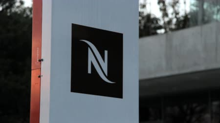 affiliate : Sequence of 5 shots at Nespresso headquarter in Lausanne (Vaud, Switzerland).
