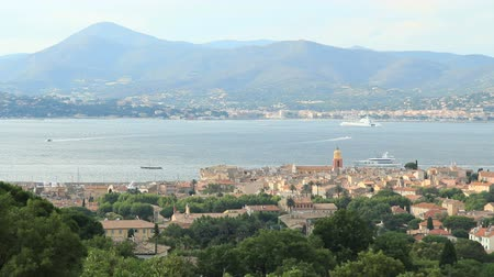 francja : Saint-Tropez, France. Find similar clips in our portfolio. Wideo