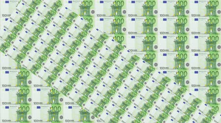 dever : endless streams of euro banknotes cross the scene