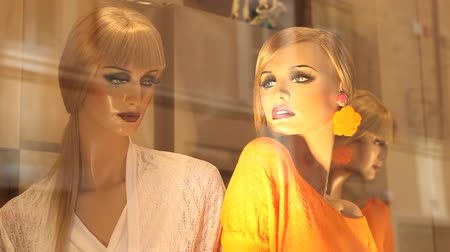 schaufensterpuppe : Shopfront Dummies Videos