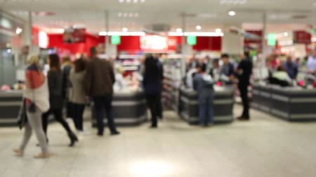 супермаркет : Anonymous supermarket checkout