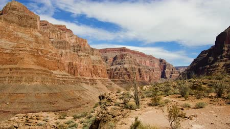 aro : view of grand canyon cliffs