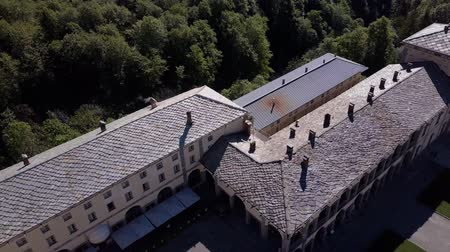mary : AERIAL Italy-Santuario Do Oropa 2017: Oropa Sanctuary