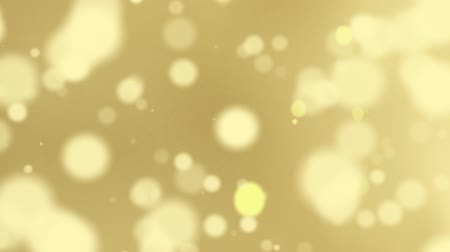 złoto : Christmas golden background with bokeh gold holiday xmas hd 1080p
