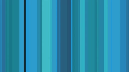 fundo azul : digital perfectly loop of abstract various colors blue shade vertical lines moving background animation hd 1080p