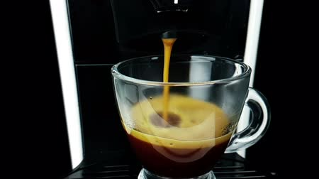 expressed : coffee mocha machine with hot coffee