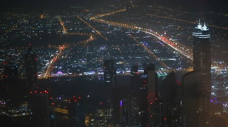эмираты : Evening Dubai heights