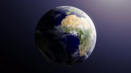 nap : Earth - Rotating Globe Video Background Loop