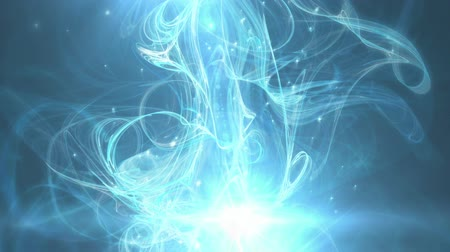 nobreza : Cassandra Blue - 1080p Elegant Abstract Lights Video Background Loop