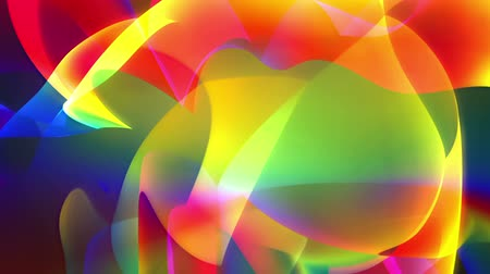 Colorastic - 1080p Colorful Expressive Pattern Video Background Loop @60fps Stok Video