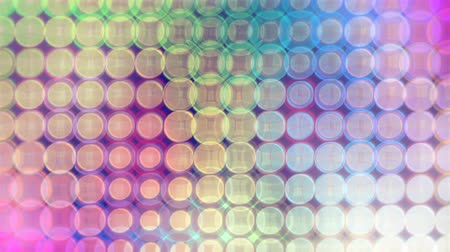 Souza - 4k Retro-Futuristic Dots Video Background Loop @60fps