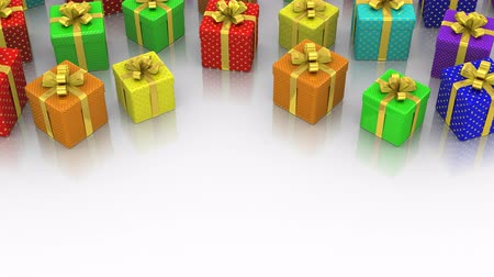 presentes : Animated Gift Boxes