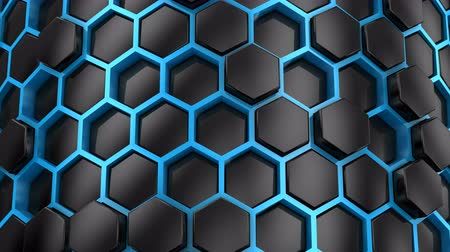 hexágono : Background From Hexagons