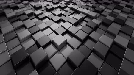 quadrangle : background of rhombuses Stock Footage