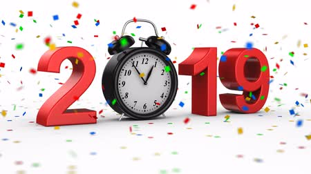 minute : New Year 2019