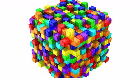 quadrilateral : Boxes Form A Cube