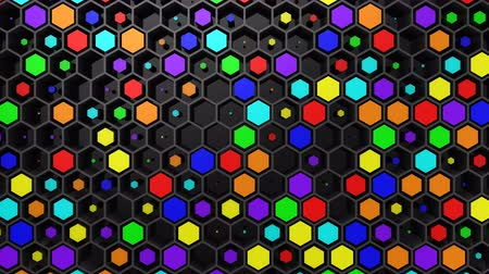 arı kovanı : Background of Hexagons