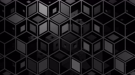 hexagon pattern : Background of Rhombus