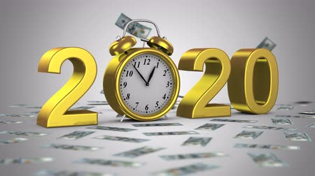 time year : New Year 2020