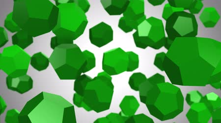 convex : Background of Dodecahedrons