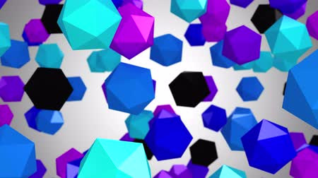 convex : Background of Icosahedrons
