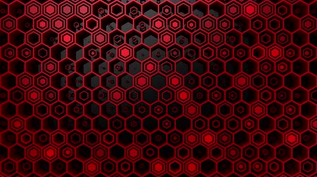 favo de mel : Background of Hexagons