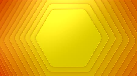 title : Background of Hexagons