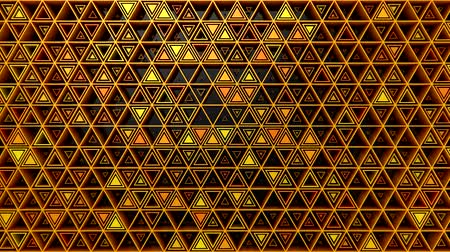 digital art : Background of Triangles