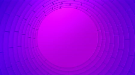 Background of Circles Stock Footage