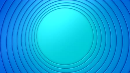 Background of Circles Stok Video