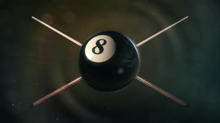 царапина : 8 Ball  in Epic Lighting