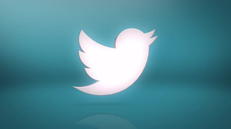 публиковать : Twitter Icon Motion Background
