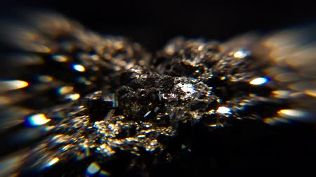 minério : Macro Gold Nugget Rotation