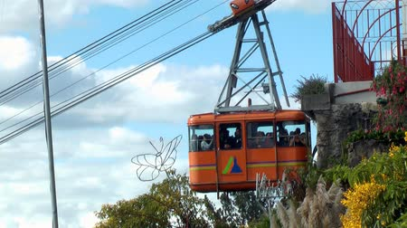 narciarz : Cable Cars